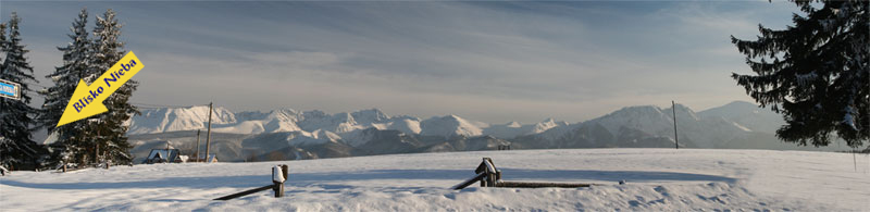 Panorama 360 Zakopane